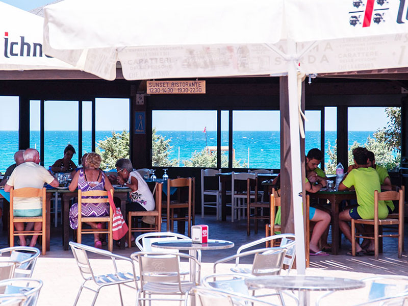 Camping Golfo dell'Asinara Resort - Bar Ristorante Pizzeria